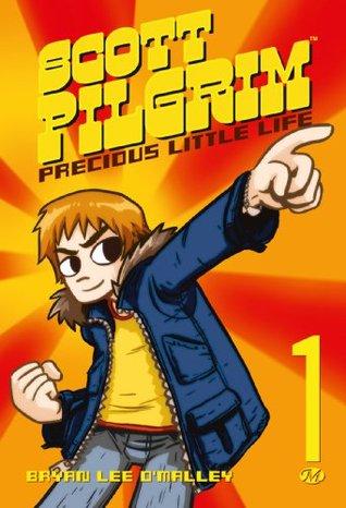 Scott Pilgrim Precious Little Life by Bryan Lee O'Malley