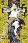 Death Note, Tome 5 by Tsugumi Ohba