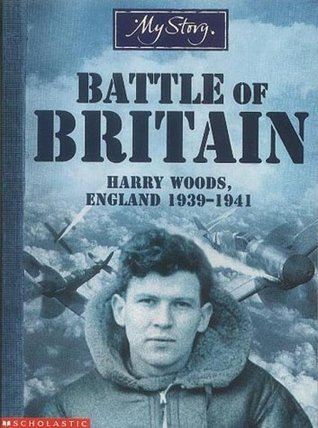 Battle of Britain by Chris Priestley