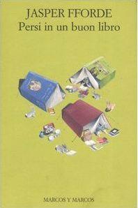 Persi in un buon libro by Jasper Fforde