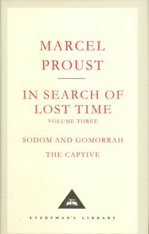 In Search of Lost Time, Vol. 3: Sodom and Gomorrah & The Captive