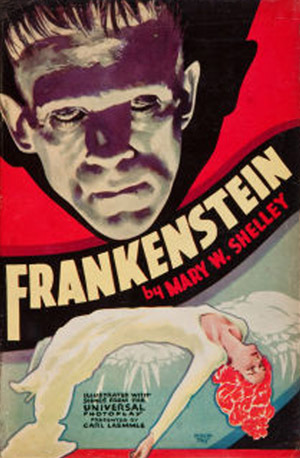 An Edition Illustrated By Italian Artist Nino Carbe One Of Many Editions Frankenstein This Book Was First Published In 1932 And Has Been