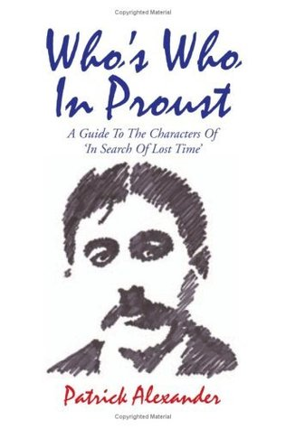 Who's Who in Proust