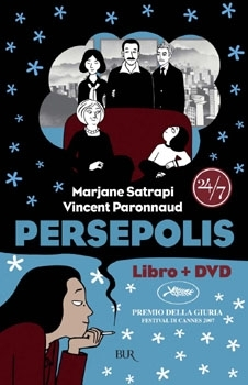 Ebook Persepolis by Marjane Satrapi DOC!