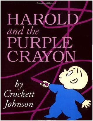 Welcome to My Books Library Harold and the Purple Crayon