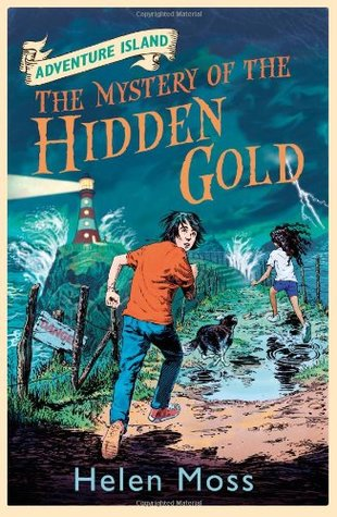 The Mystery of the Hidden Gold (Adventure Island, #3)