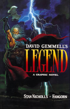 David Gemmell's Legend: A Graphic Novel