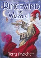 Rincewind the Wizzard by Terry Pratchett