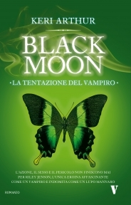 Black moon. La tentazione del vampiro(Riley Jenson Guardian 3)