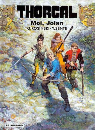 Moi, Jolan by Grzegorz Rosiński