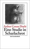 Eine Studie in Scharlachrot by Arthur Conan Doyle