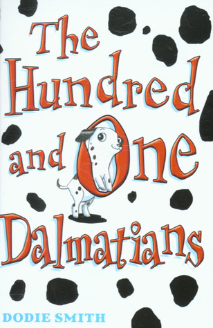 Image result for 101 dalmatians book cover