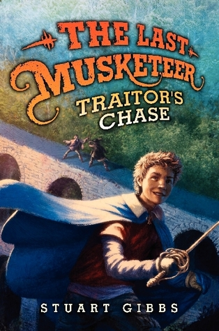 Traitor's Chase by Stuart Gibbs