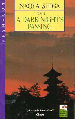 A Dark Night's Passing (Japan's Modern Writers)
