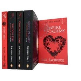 Vampire Academy (Vampire Academy, #1-5)