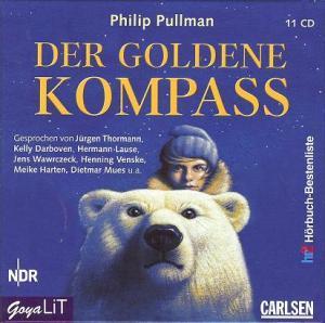 Der goldene Kompass (His Dark Materials, #1)