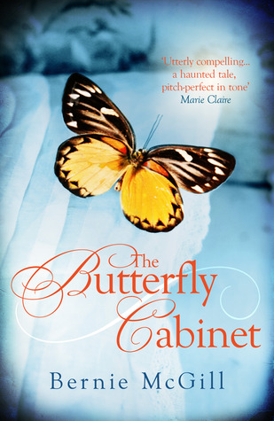 The Butterfly Cabinet by Bernie Mcgill