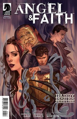Angel & Faith by Christos Gage