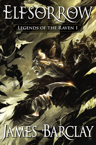 Elfsorrow (Legends of the Raven, #1)