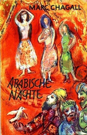 Arabische Nächte : 26 Lithographien zu 1001 Nacht.