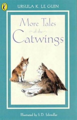 More tales of the Catwings