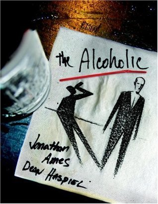 book cover for The Alcoholic