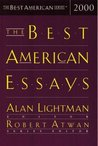 The Best American Essays 2000