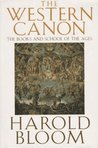 The Western Canon. The Book and School of the Ages by Harold Bloom