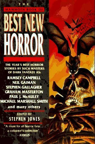 Best New Horror 7 by Stephen Jones