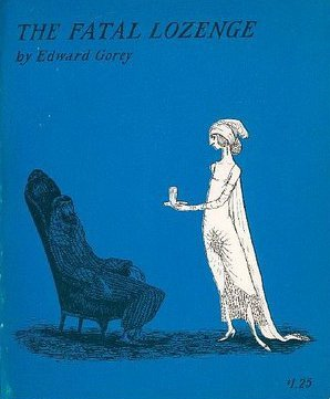 The Fatal Lozenge by Edward Gorey