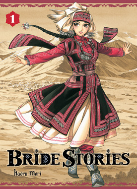 Bride Stories, Tome 1 (Bride Stories, #1)