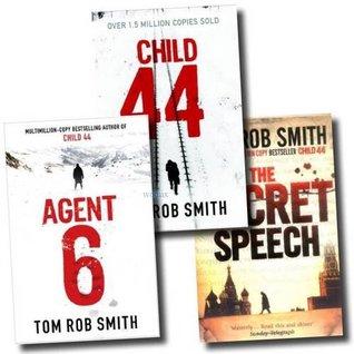Tom Rob Smith Trilogy by Tom R...