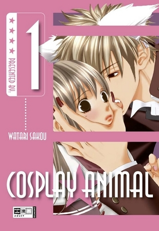 Cosplay Animal, Vol. 1