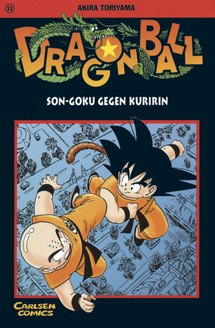 Dragon Ball Vol 11 The Eyes Of Tenshinhan By Akira Toriyama