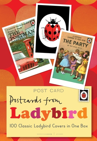 Postcards from Ladybird: 100 Classic Ladybird Covers in One