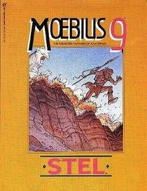 The Collected Fantasies, Vol. 9: Stel (The Collected Fantasies of Jean Giraud, #9)