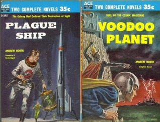 Plague Ship / Voodoo Planet (Ace Double, D-345)