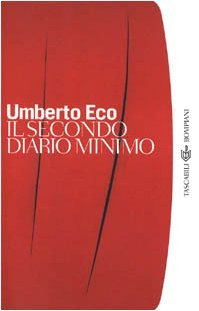 Il secondo diario minimo by Umberto Eco