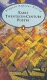 Early Twentieth Century Poetry