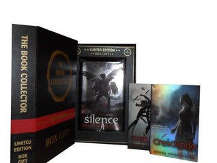 Becca Fitzpatrick Collection: Crescendo, Hush, Hush & Silence(Hush, Hush 1-3)