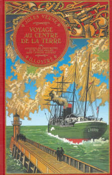 Voyage au centre de la Terre / Aventures de trois russes et de trois anglais dans l'Afrique Australe