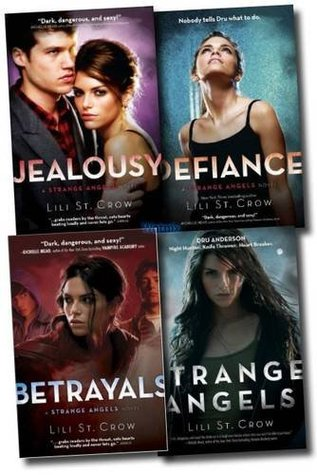 Strange Angels Novel Collection: Strange Angels, Jealousy, Betrayals, Defiance(Strange Angels 1-4)