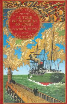 Le Tour Du Monde En 80 Jours / L'archipel en feu
