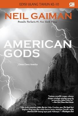 American Gods - Dewa-Dewa Amerika by Neil Gaiman