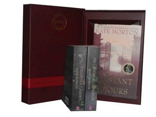 Kate Morton Collection: The House at Riverton, The Forgotten Garden & The Distant Hours