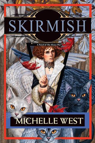 Skirmish(The House War 4)