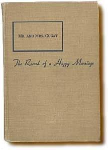 Mr. And Mrs. Cugat by Isabel Scott Rorick
