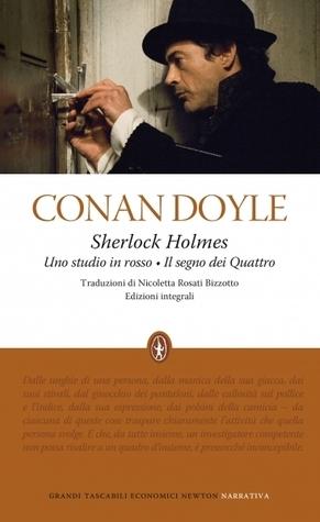 Sherlock Holmes: Uno studio in rosso - Il segno dei Quattro