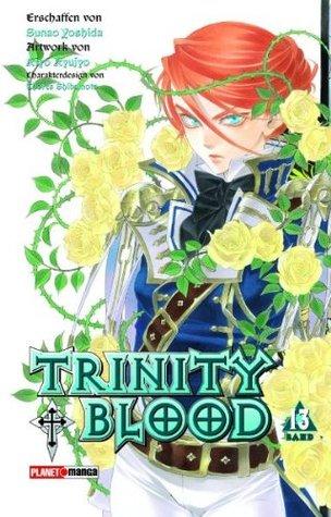 Trinity Blood, Vol. 13