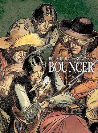Bouncer (bouncer #1-5)
